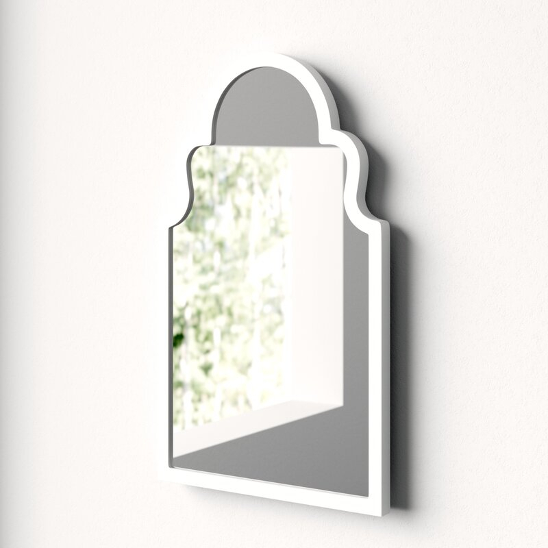 Arch Vertical Wall Mirror In Arch Vertical Wall Mirrors (#6 of 20)