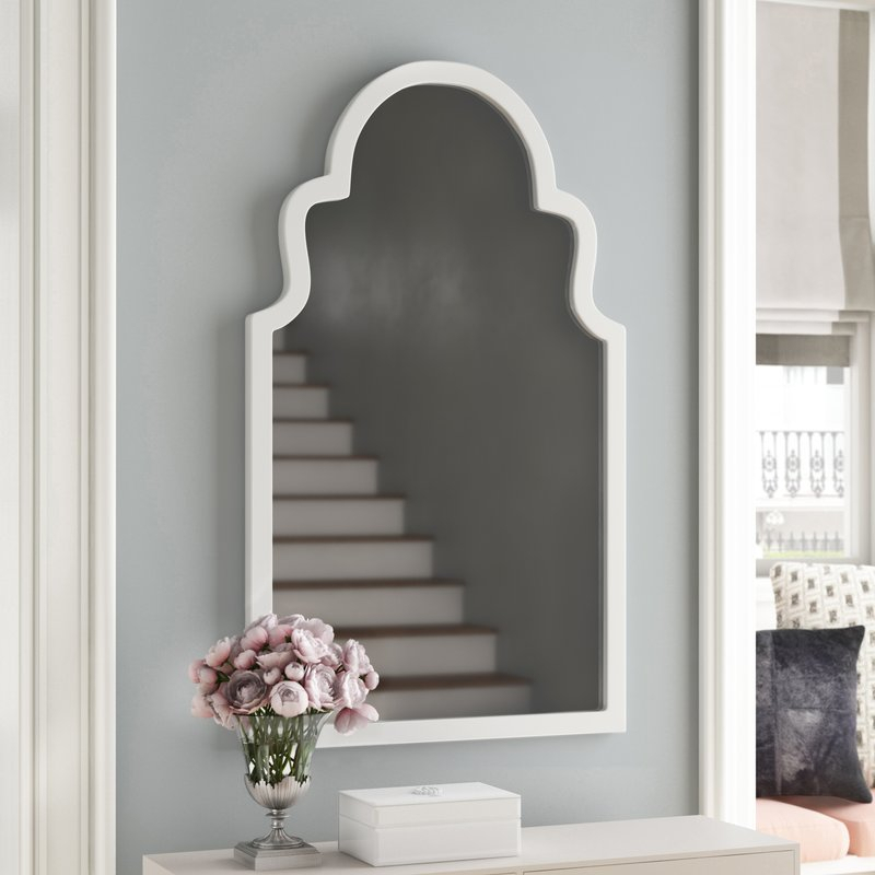 Arch Vertical Wall Mirror Pertaining To Arch Vertical Wall Mirrors (#7 of 20)