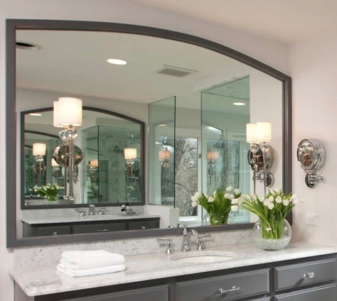 Are My Custom Mirrors At Risk Of Developing Black Or Brown Pertaining To Custom Mirrors (#1 of 20)