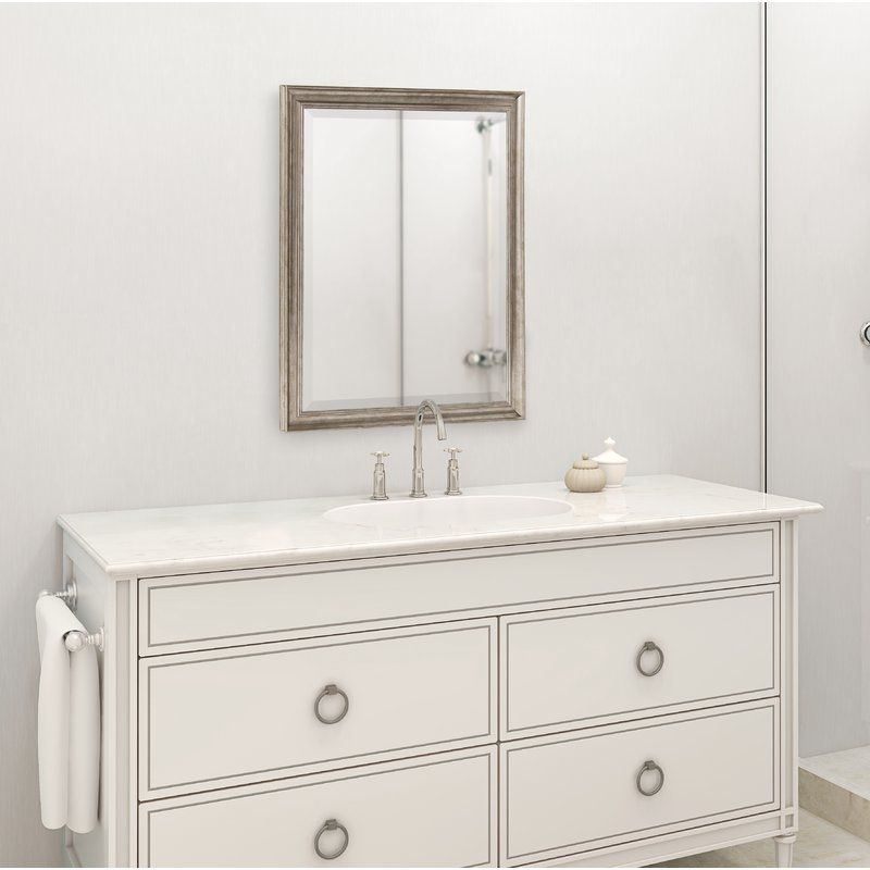 Arlo Framed Rectangle Accent Mirror Throughout Rectangle Accent Mirrors (#1 of 20)