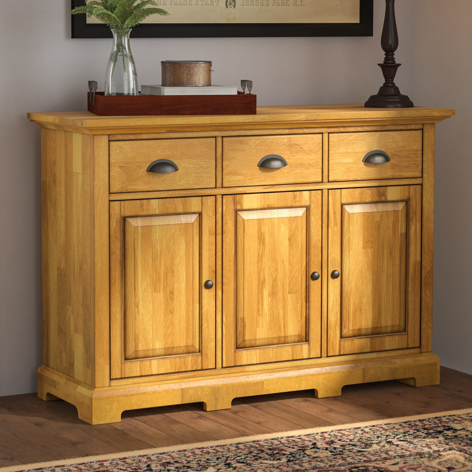Asian Sideboard | Wayfair Pertaining To Most Popular Seven Seas Asian Sideboards (View 7 of 20)