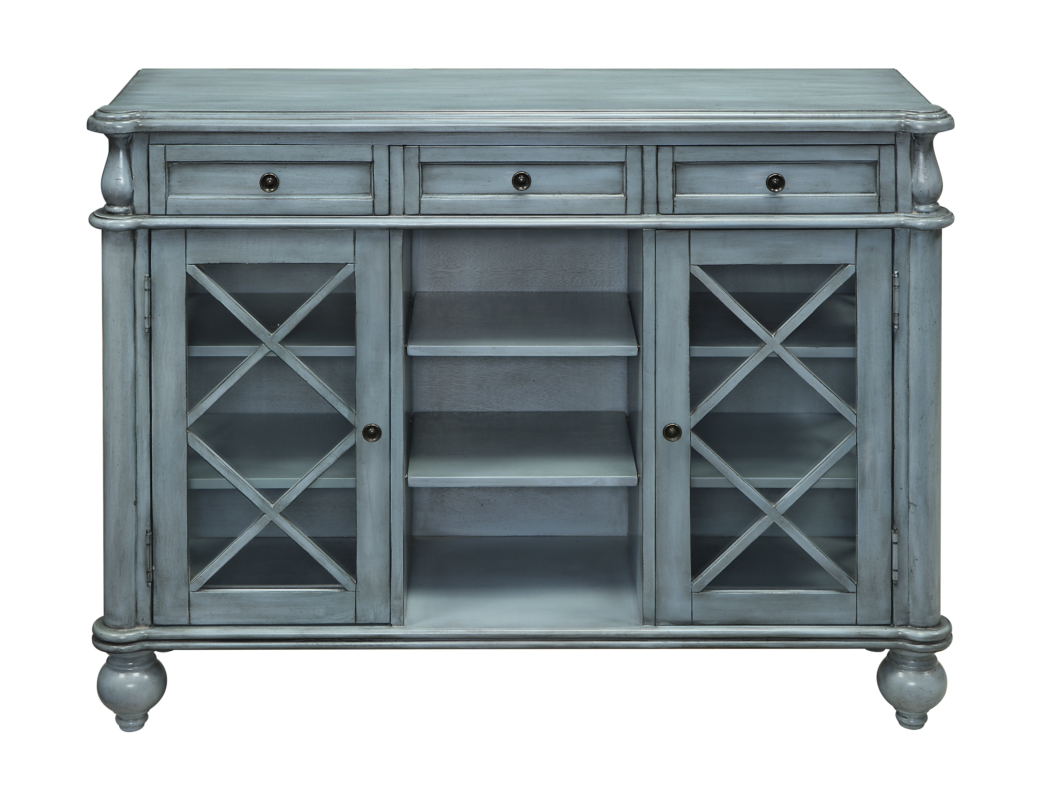 August Grove Etienne Sideboard Within Most Recently Released Cambrai Sideboards (#2 of 20)