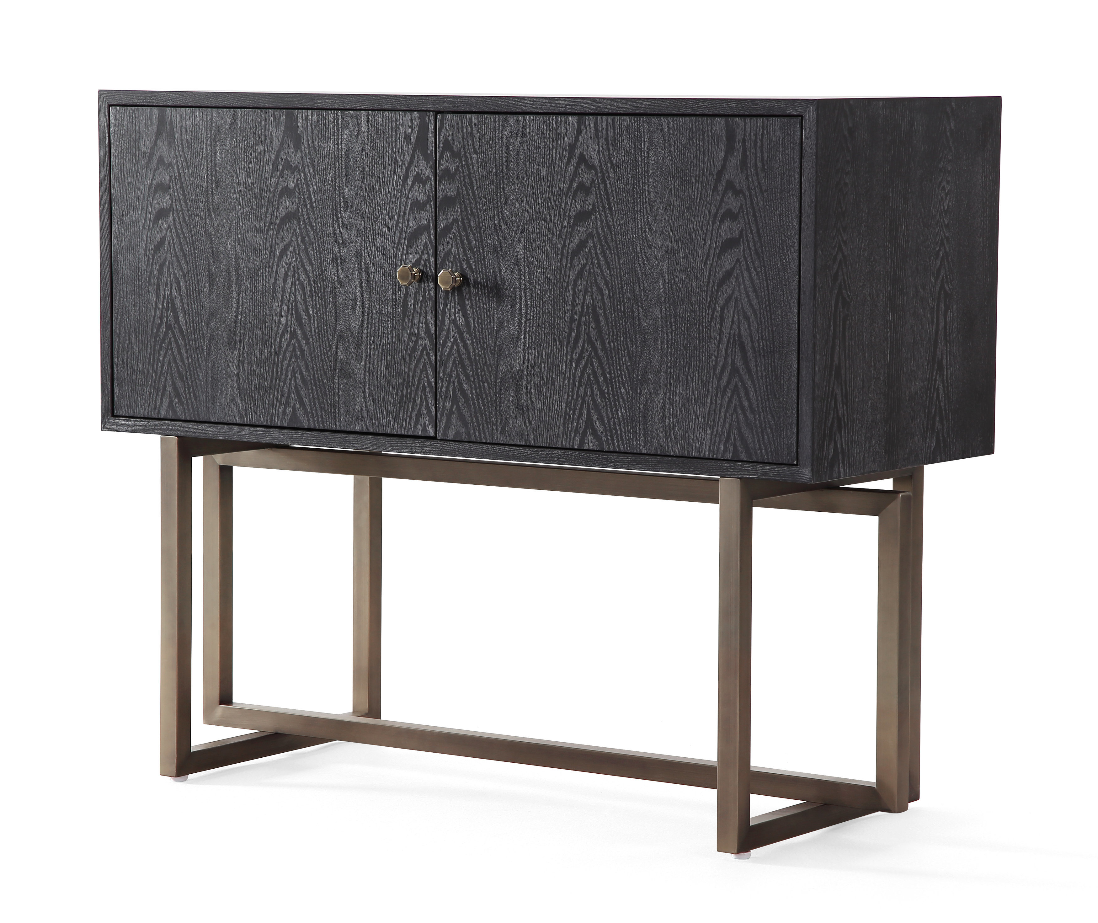Avalon Buffet Table For 2017 Jacklyn 3 Door Sideboards (#4 of 20)