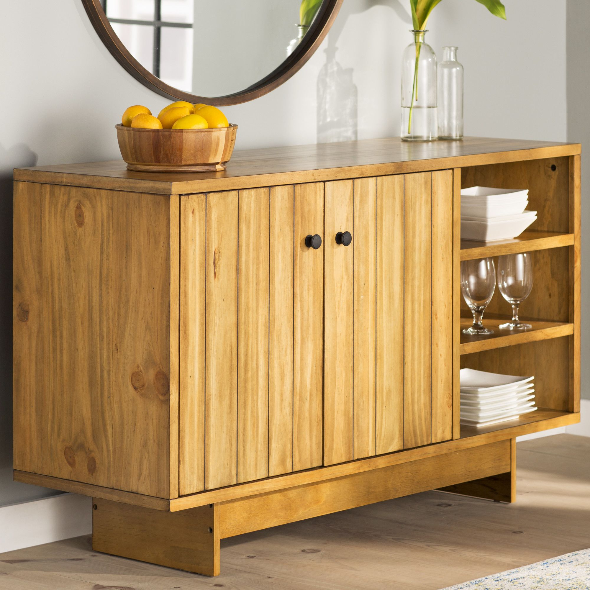 Avenal Sideboard | Products Pertaining To 2018 Remington Sideboards (#2 of 20)