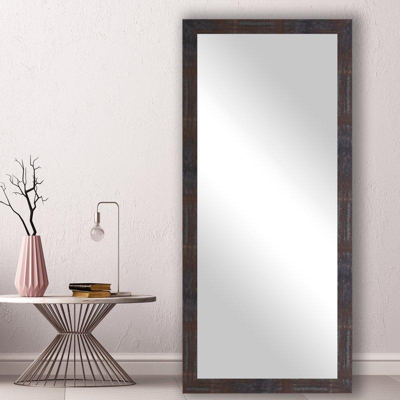 Barrymans Industrial Full Length Mirror Inside Industrial Full Length Mirrors (#4 of 20)