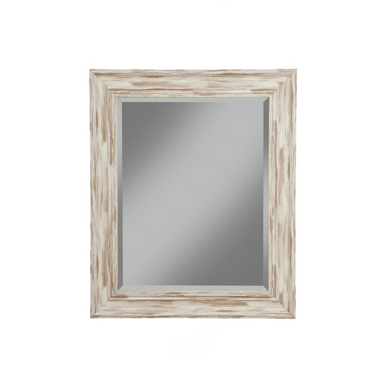 Bartolo Accent Mirror With Regard To Epinal Shabby Elegance Wall Mirrors (#1 of 20)