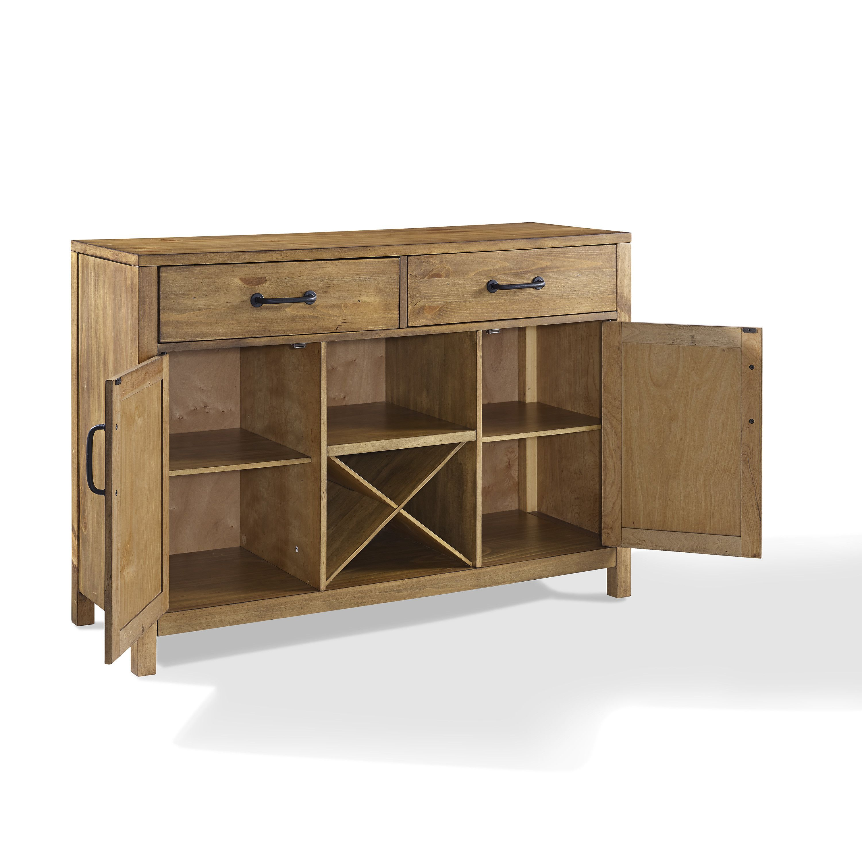 Beachcrest Home Coleyville Buffet   Home Updates   Sideboard Within Most Recent Sideboards By Wildon Home (#2 of 20)
