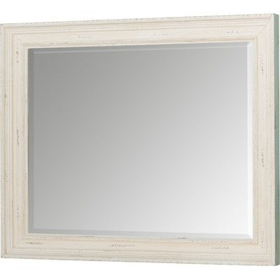 """Beachcrest Home Marion Wall Mirror Size: 21"""" H X 25"""" W Within Marion Wall Mirrors (View 8 of 20)"""