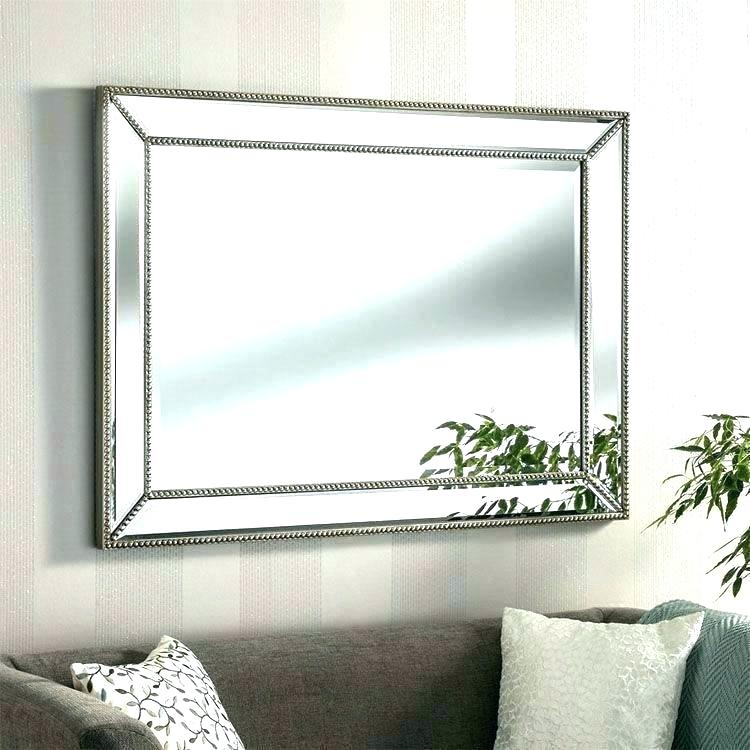 Beaded Beveled Mirror – Matkasatta Intended For Beaded Accent Wall Mirrors (#5 of 20)