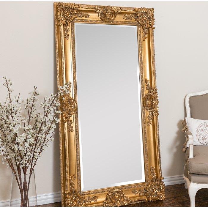 Beaston Leaner Full Length Mirror Inside Boyers Wall Mirrors (#1 of 20)