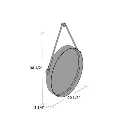 Bem Decorative Wall Mirror | Joss & Main Intended For Bem Decorative Wall Mirrors (View 14 of 20)