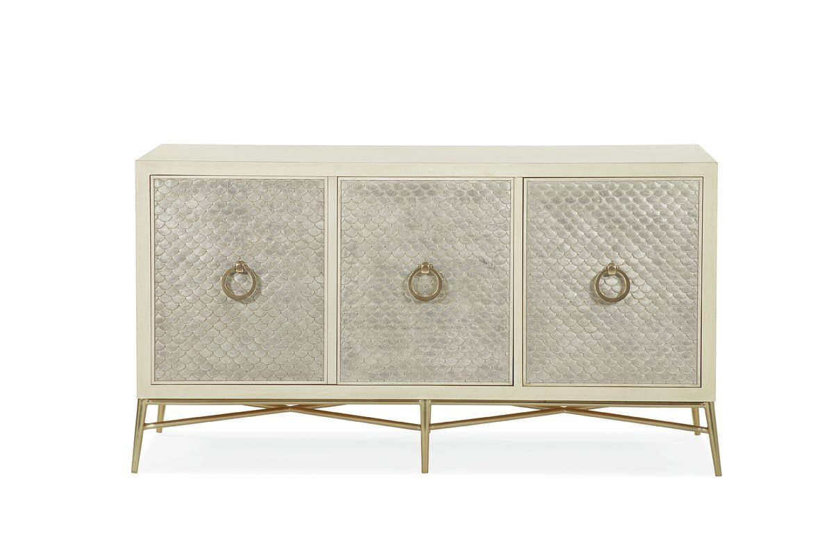 Bernhardt Salon Sideboard & Reviews | Perigold | Our Home Throughout Most Recently Released Rosson Sideboards (#5 of 20)
