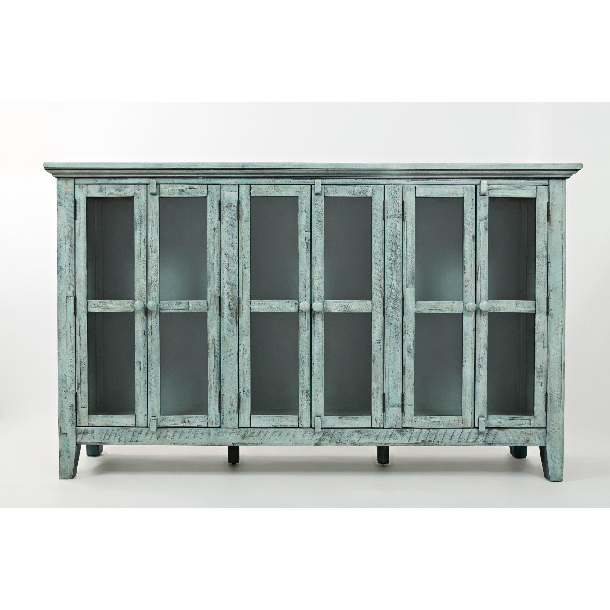 Beulah 6 Door Accent Cabinet Inside Most Recent Eau Claire 6 Door Accent Cabinets (#2 of 20)