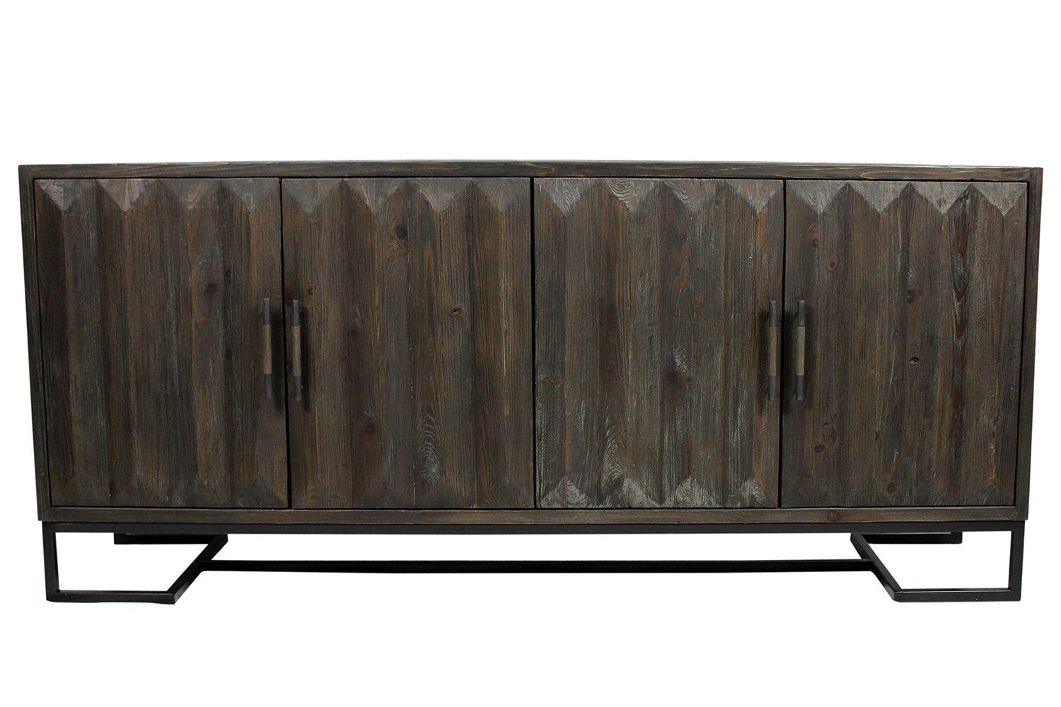 Binney Powell 4 Door Sideboard Within Most Up To Date Drummond 4 Drawer Sideboards (#4 of 20)