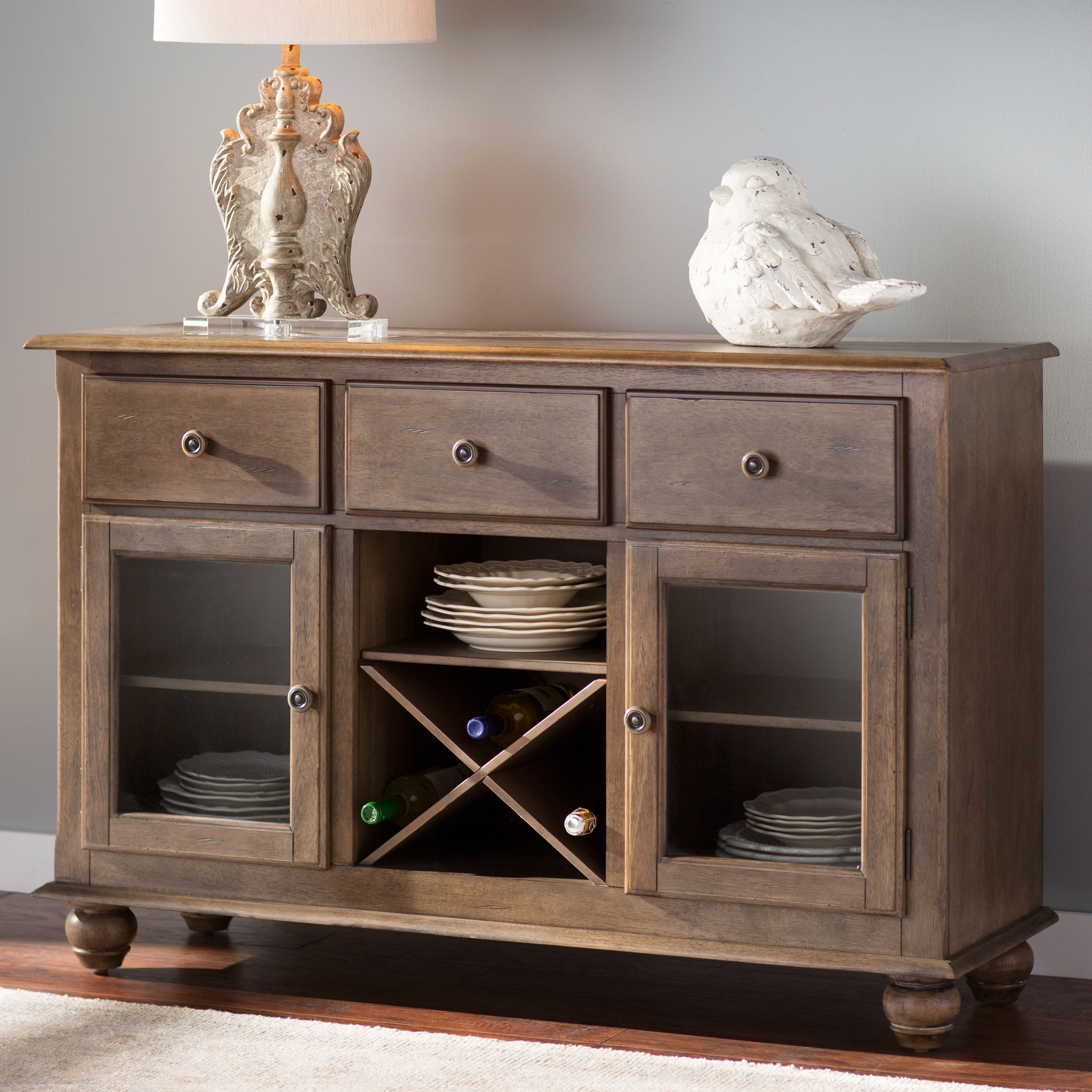 Birch Lane™ Heritage Perez Sideboard | Furniture & Pieces Pertaining To Newest Perez Sideboards (#5 of 20)