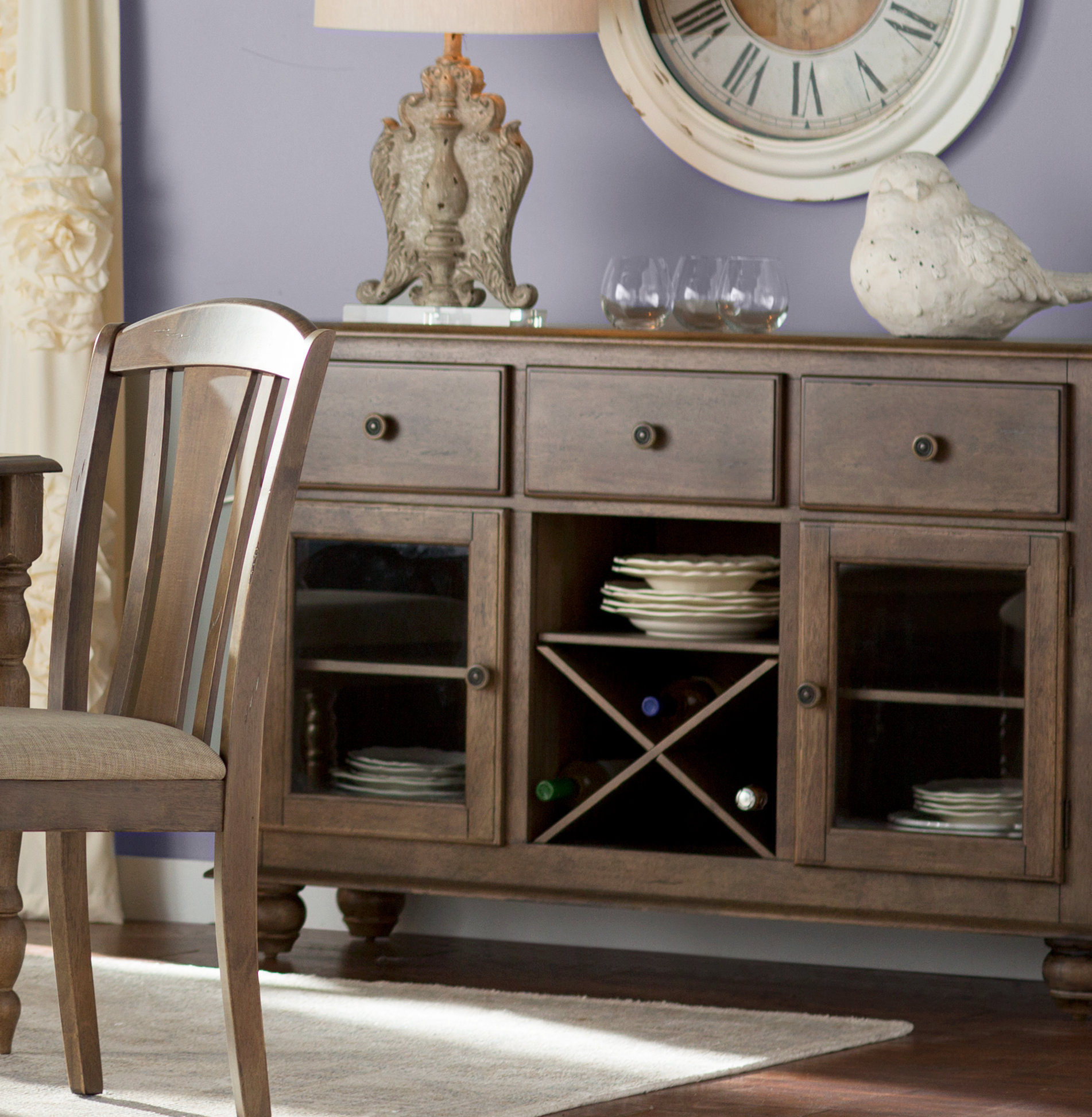 Birch Lane™ Perez Sideboard With Best And Newest Perez Sideboards (#6 of 20)