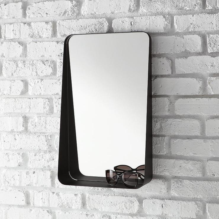 Black Vertical Arch Iron Wall Mirror Within Arch Vertical Wall Mirrors (#11 of 20)