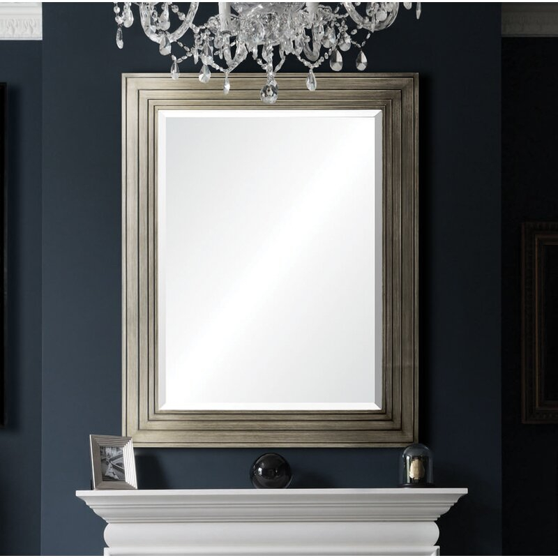 Blanca Modern And Contemporary Beveled Accent Mirror Regarding Modern & Contemporary Beveled Accent Mirrors (#1 of 20)