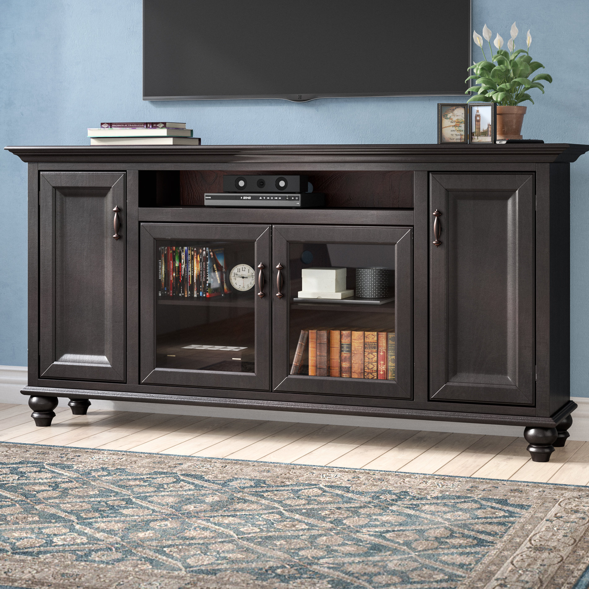 """Blue Tv Stands You'll Love In 2019 