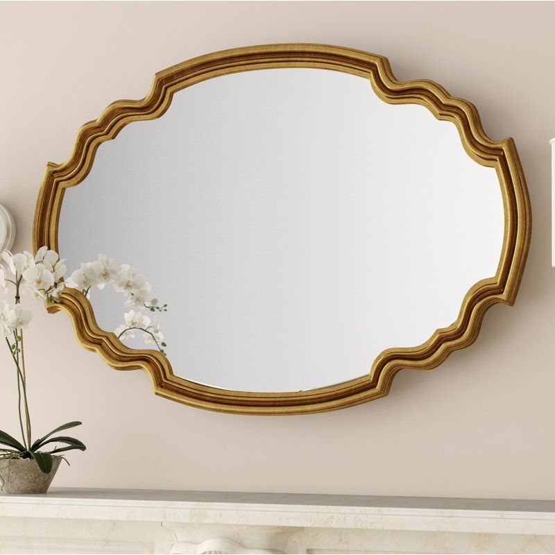 Popular Photo of Broadmeadow Glam Accent Wall Mirrors