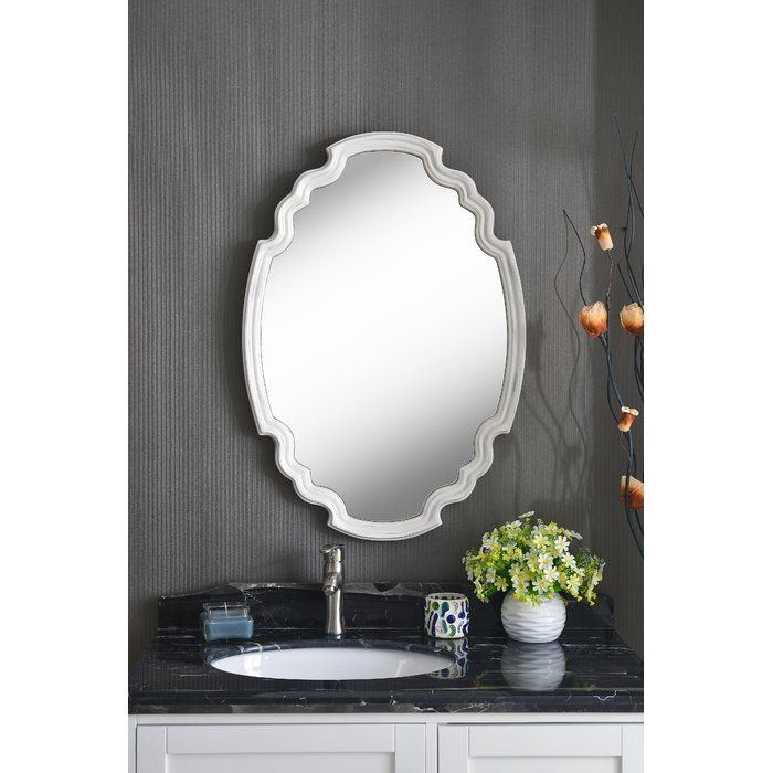 Broadmeadow Glam Accent Wall Mirror In 2019 | Heroom With Regard To Broadmeadow Glam Accent Wall Mirrors (View 3 of 20)