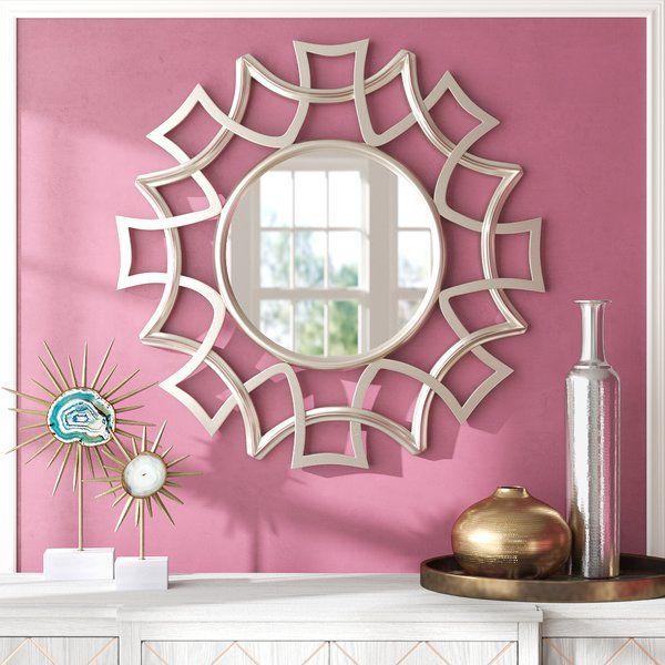 Brylee Traditional Sunburst Mirror In 2019 | Decor With Regard To Brylee Traditional Sunburst Mirrors (View 1 of 20)