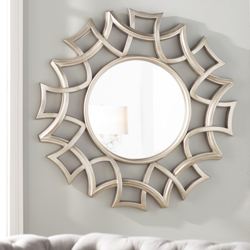 Popular Photo of Brylee Traditional Sunburst Mirrors