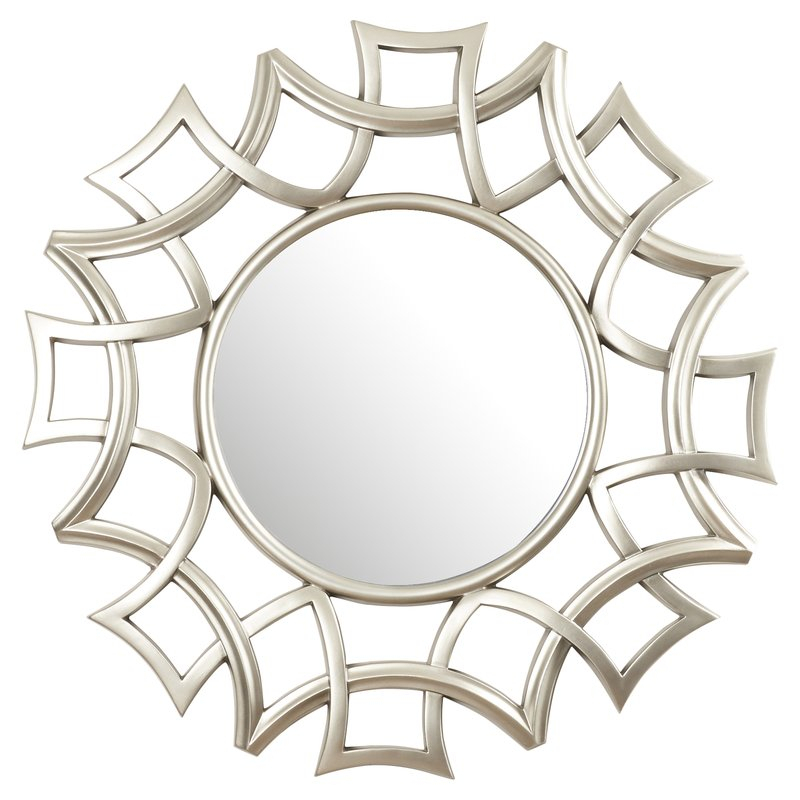Brylee Traditional Sunburst Mirror Pertaining To Brylee Traditional Sunburst Mirrors (#4 of 20)
