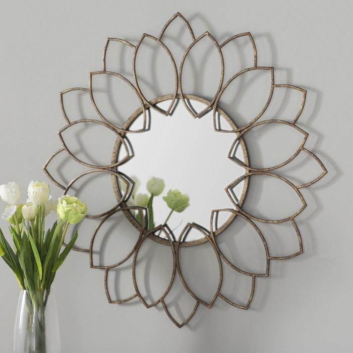 Brynn Accent Mirror Throughout Brynn Accent Mirrors (#7 of 20)