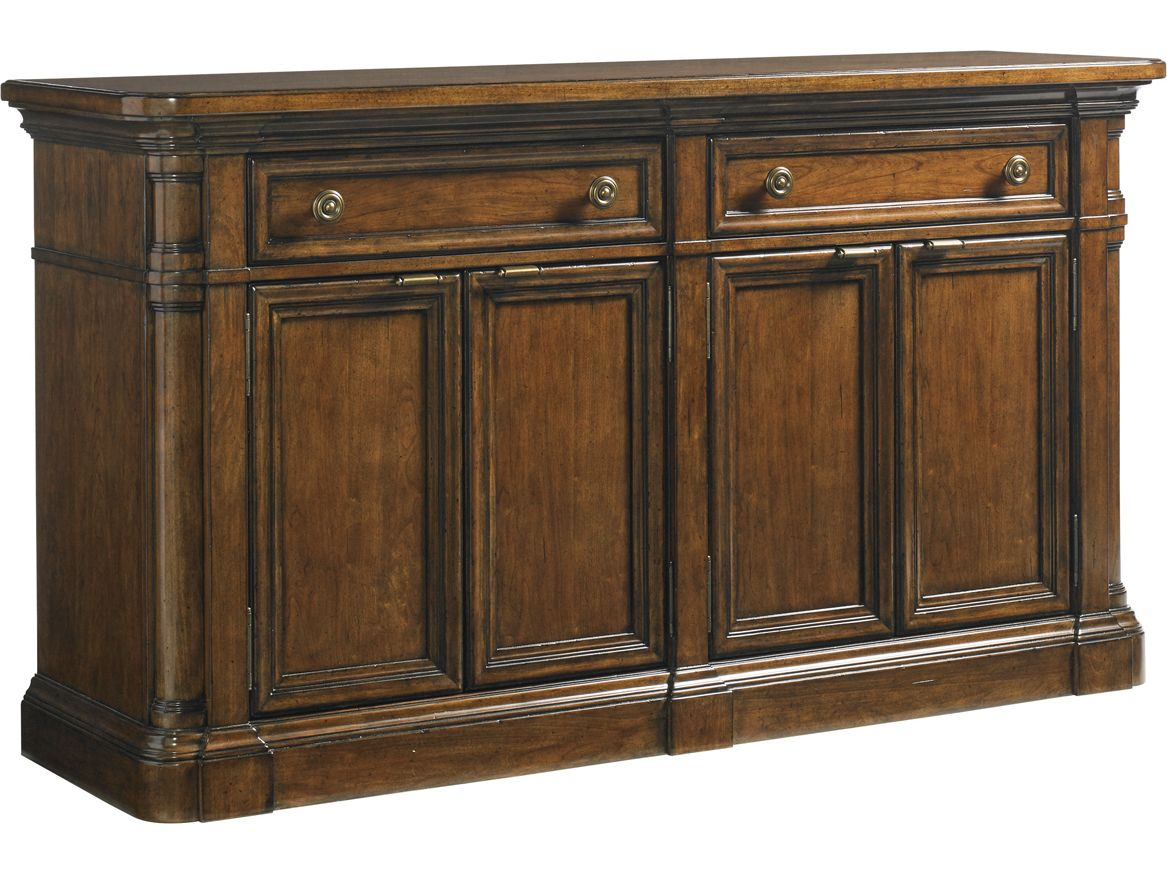 Buffet Server Tables & Sideboards For Sale | Luxedecor Regarding Best And Newest Rutherford Sideboards (View 4 of 20)