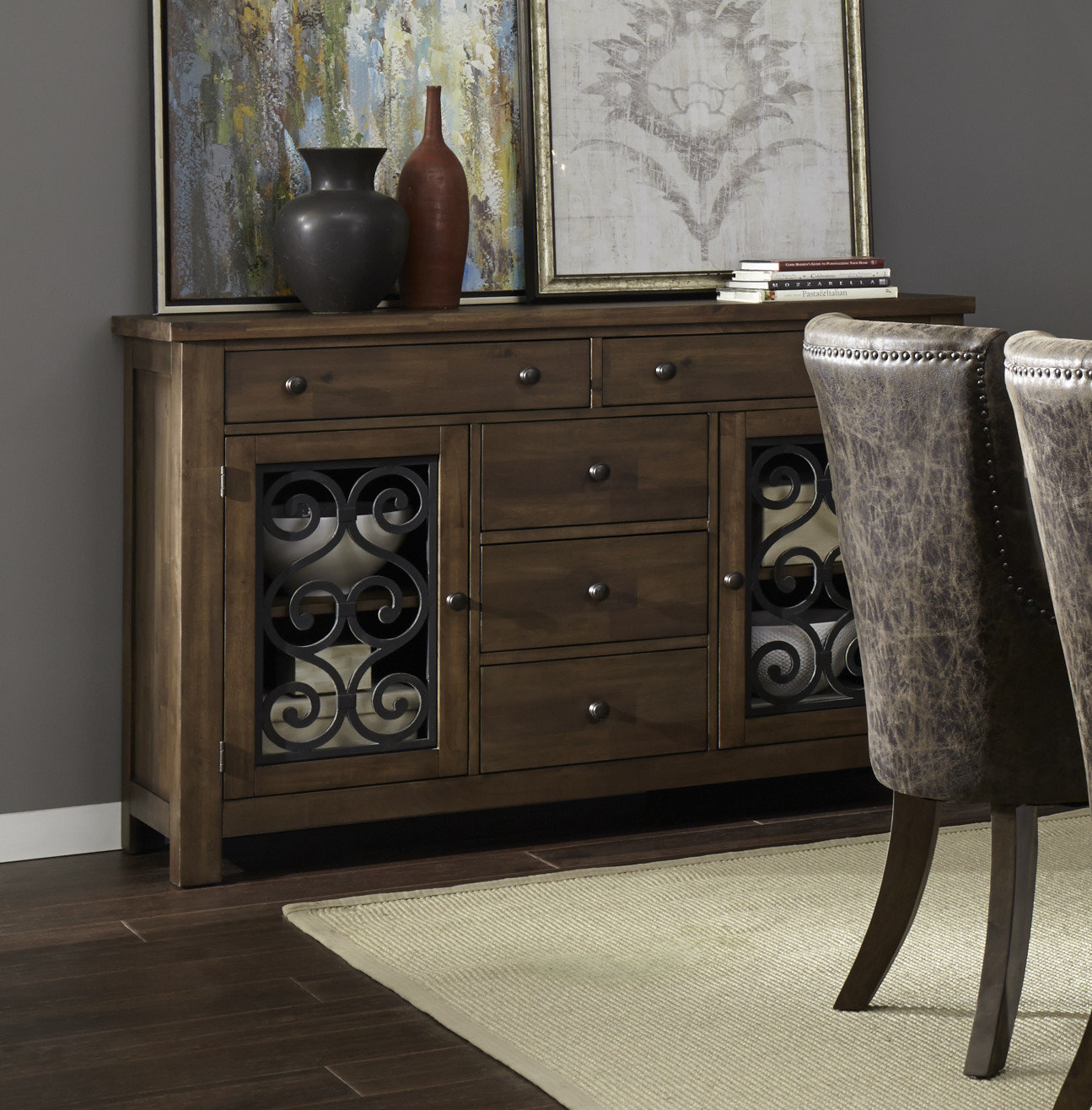 Burmeister Storage Sideboard For Current Phyllis Sideboards (#3 of 20)