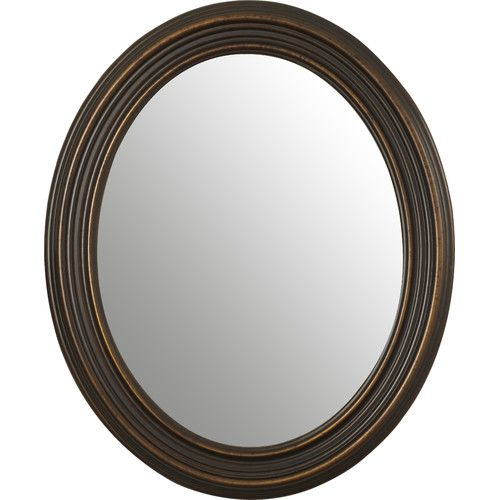 Burnes Oval Traditional Wall Mirror | Master Bath With Regard To Burnes Oval Traditional Wall Mirrors (#9 of 20)