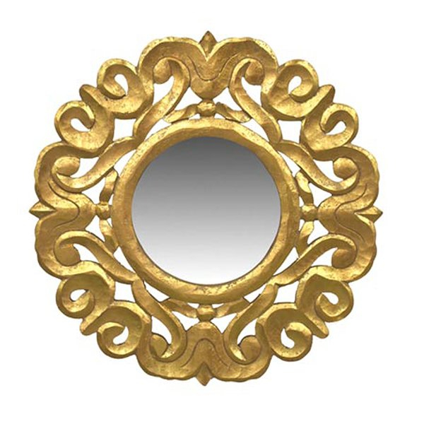 Buy Now!] Mariah Accent Mirrorastoria Grand [Compare Throughout Trigg Accent Mirrors (#2 of 20)