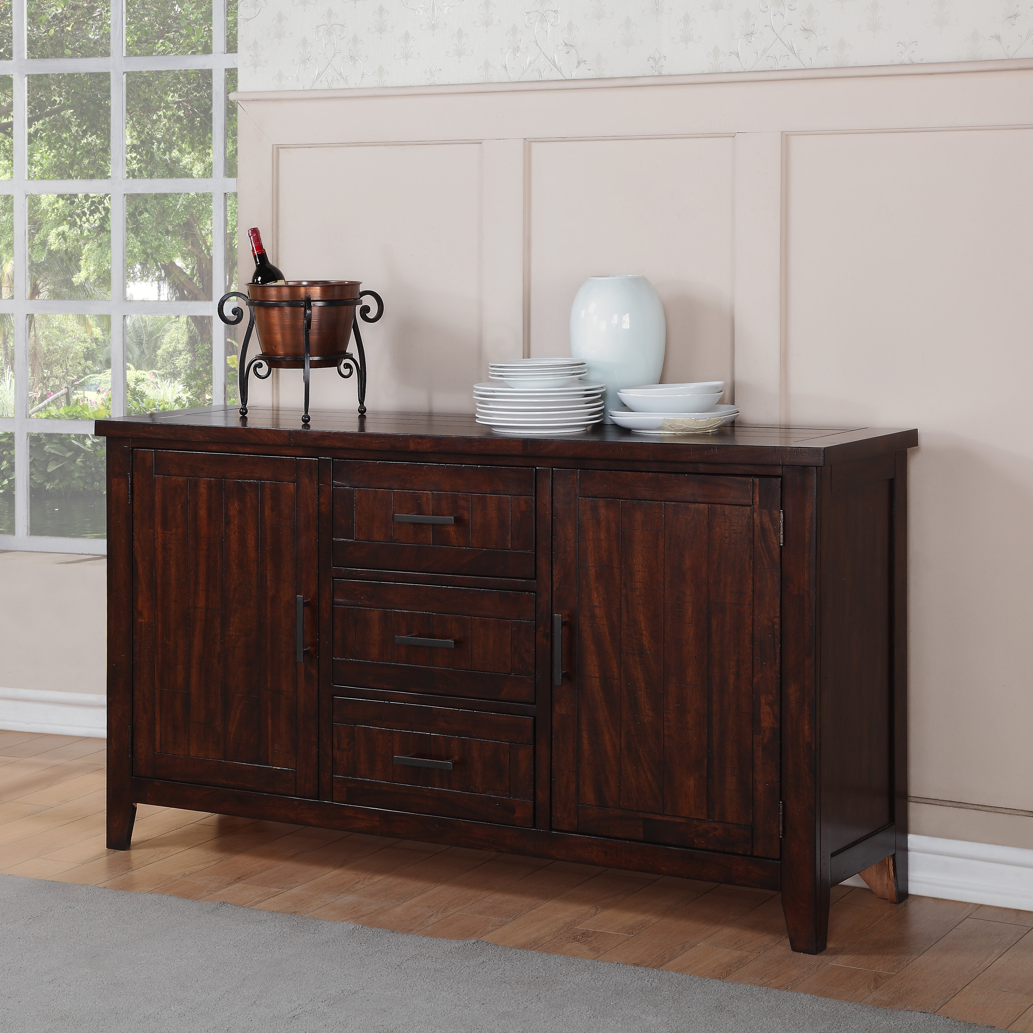 Cabin & Lodge Sideboards & Buffets You'll Love In 2019 | Wayfair Intended For Most Recently Released Stennis Sideboards (View 9 of 20)