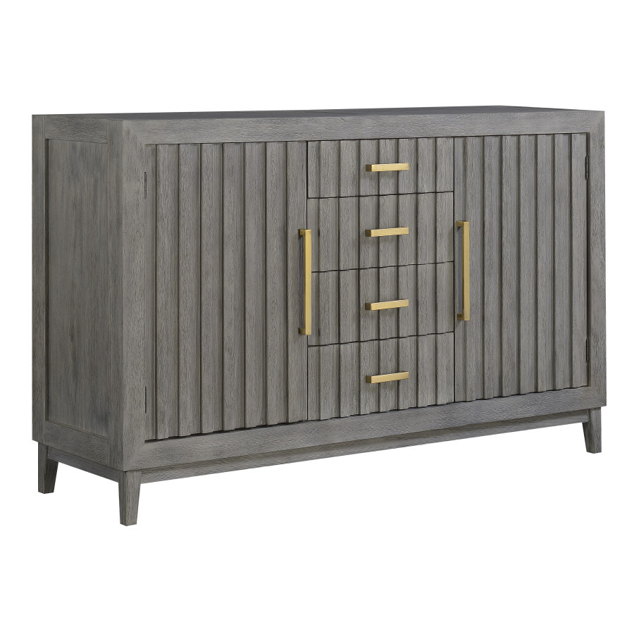 Carrera Buffet Server Slate Grey For Current Cleveland Server (View 20 of 20)
