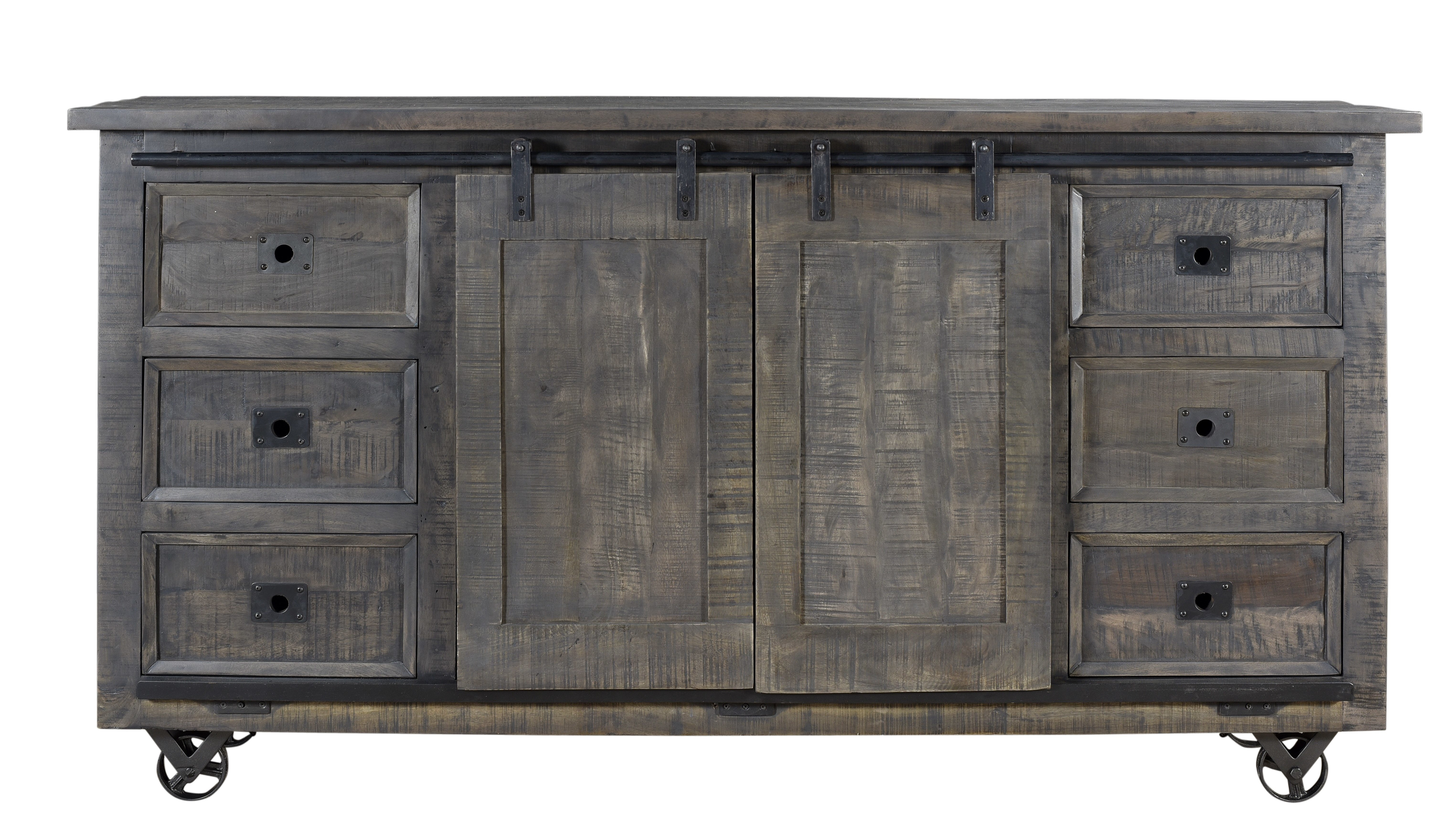 Chaparral Credenza Within 2017 Adelbert Credenzas (#7 of 20)