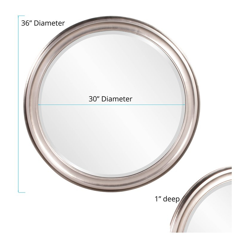 Charters Towers Accent Mirror For Charters Towers Accent Mirrors (View 6 of 20)