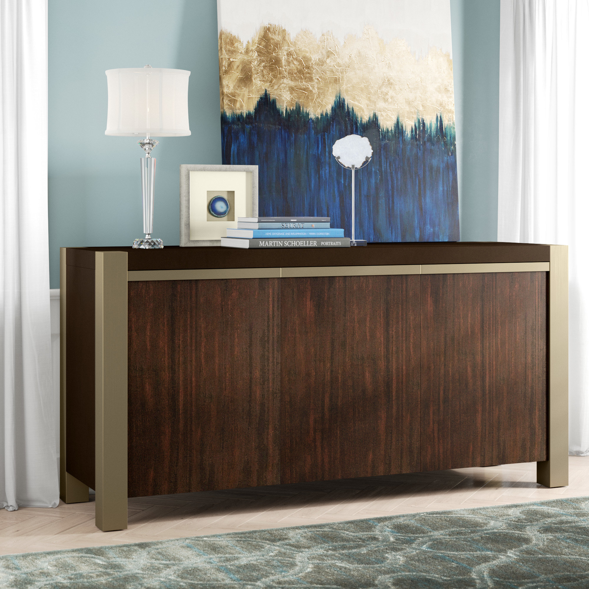 Cher Credenza For Current Cher Sideboards (View 2 of 20)