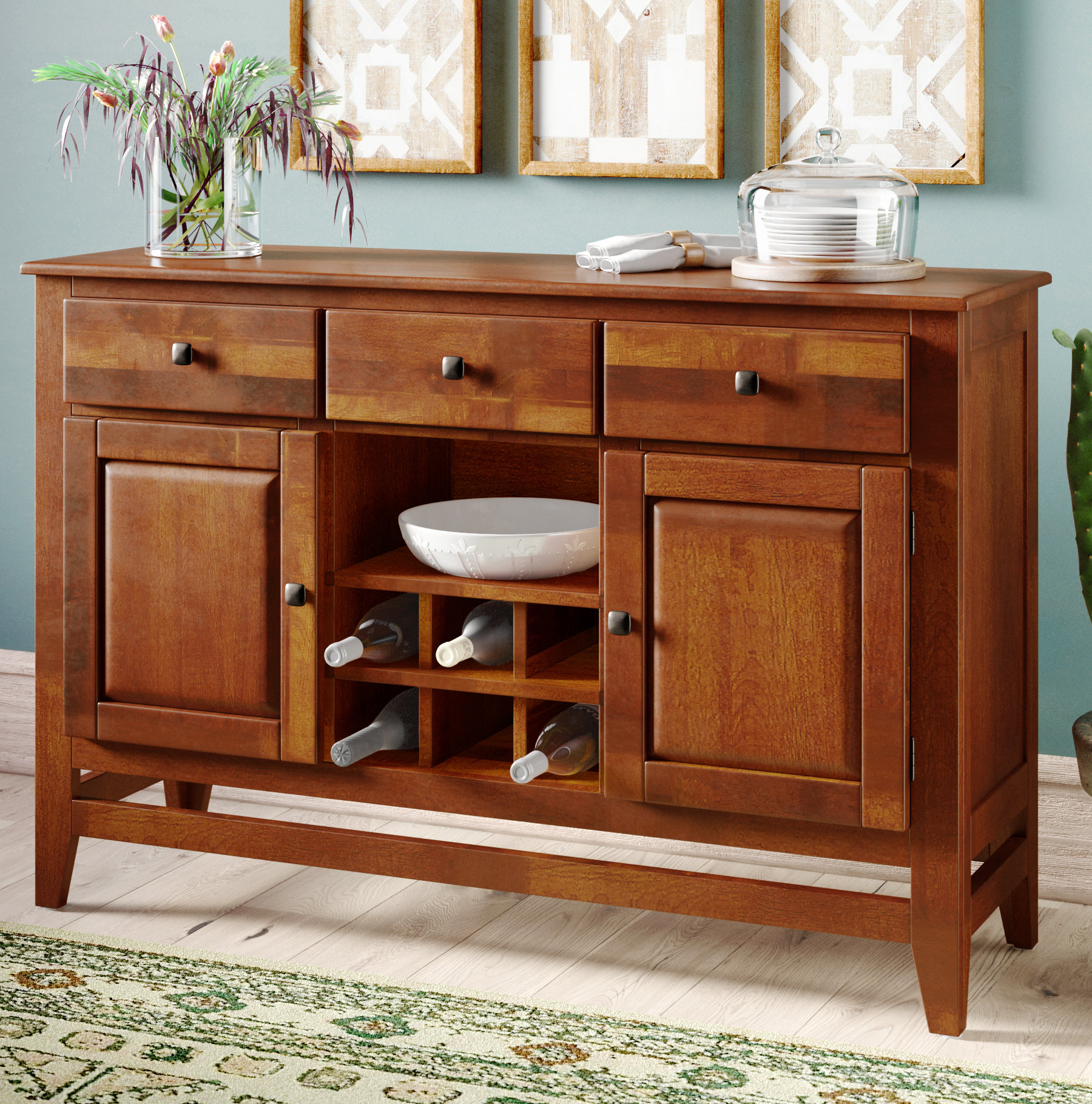 Chiricahua Sideboard Pertaining To Most Recently Released Nashoba Sideboards (#2 of 20)