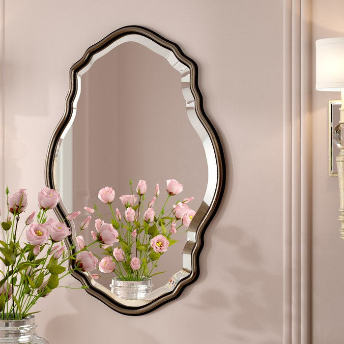 Christner Modern & Contemporary Beveled Wall Mirror Inside Modern & Contemporary Beveled Wall Mirrors (View 14 of 20)