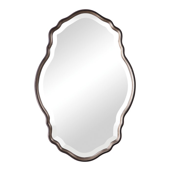 Christner Modern & Contemporary Beveled Wall Mirror Throughout Menachem Modern & Contemporary Accent Mirrors (#1 of 20)