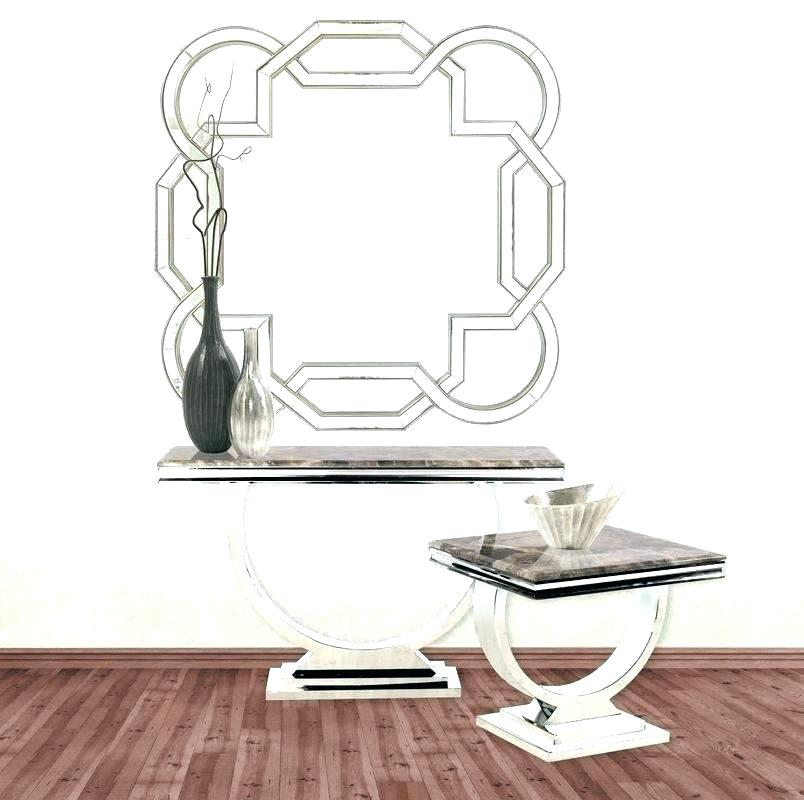 Circles Geometric Wall Mirror – Fefisbaby Inside Rectangle Ornate Geometric Wall Mirrors (#3 of 20)