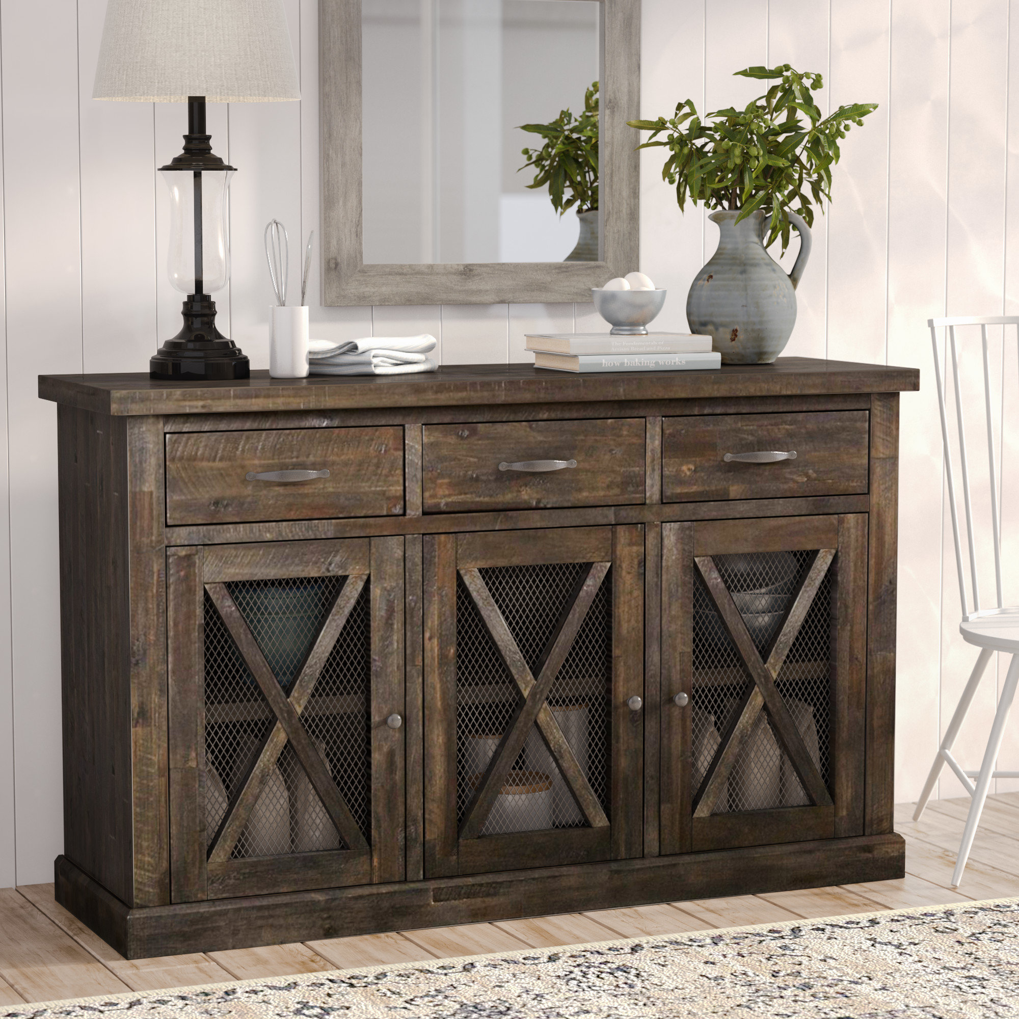 Colborne Sideboard With Recent Alegre Sideboards (#5 of 20)