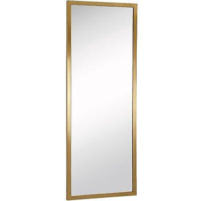 Commercial Grade Contemporary Industrial Strength Full Length Wall Mirror |  B | Ebay Inside Industrial Full Length Mirrors (#5 of 20)
