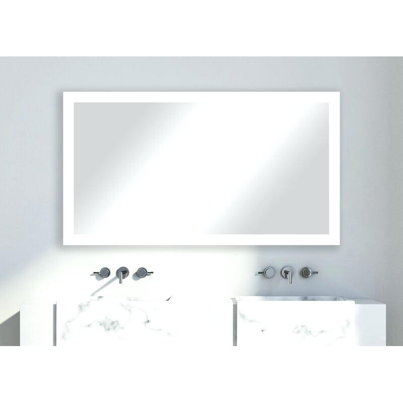 Contemporary Wall Mirror Intended For Industrial Modern & Contemporary Wall Mirrors (#1 of 20)