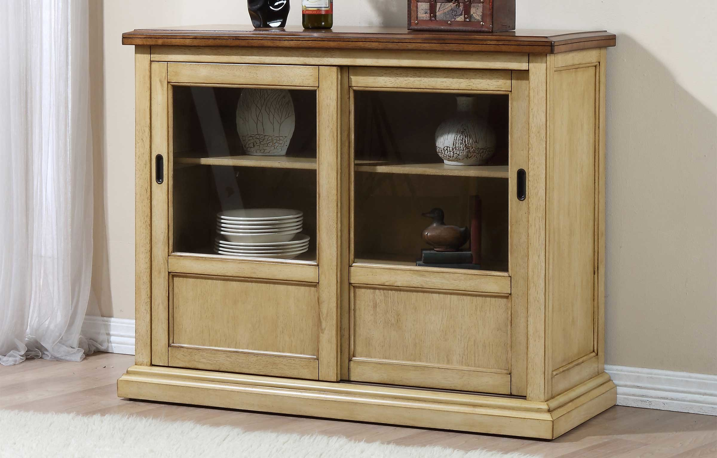 Courtdale Server Inside Most Recently Released Courtdale Sideboards (#7 of 20)