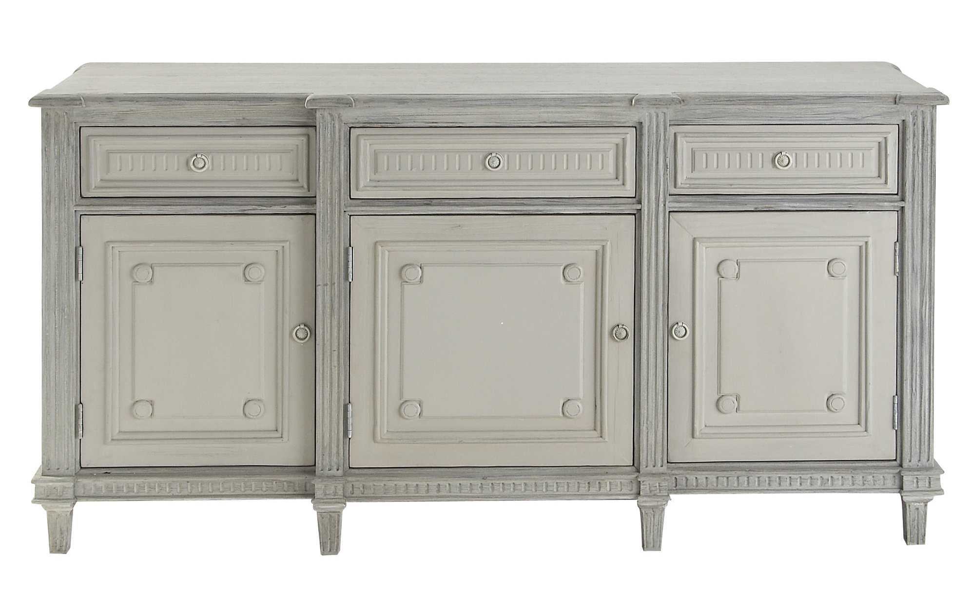 Cream Colored Sideboard | Wayfair With Regard To Newest Emmaline Sideboards (#3 of 20)