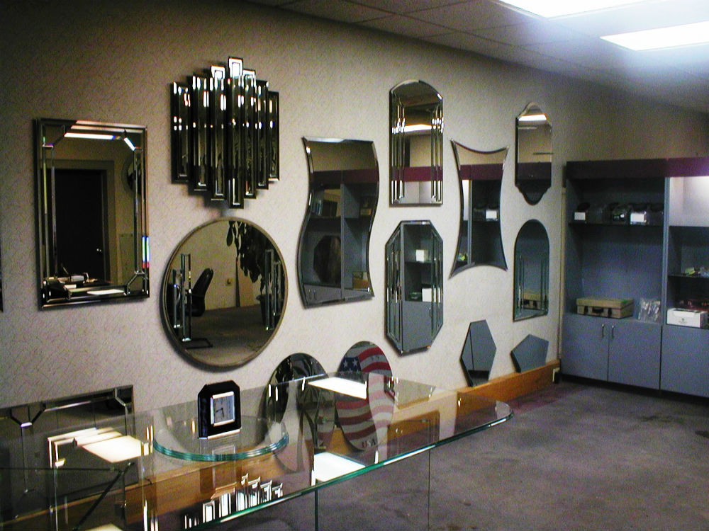 Custom And Decorative Mirrors – A&d Glass & Mirror Intended For Custom Mirrors (#2 of 20)