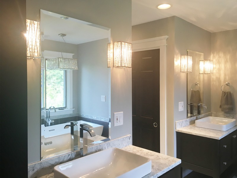 Custom Bathroom Mirrors | Creative Mirror & Shower Inside Custom Mirrors (#3 of 20)