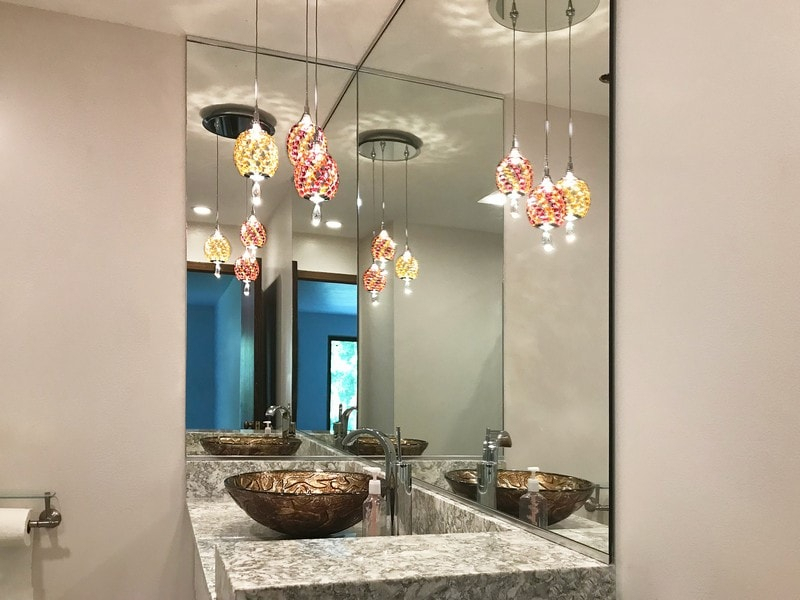 Custom Bathroom Mirrors | Creative Mirror & Shower With Custom Mirrors (View 7 of 20)